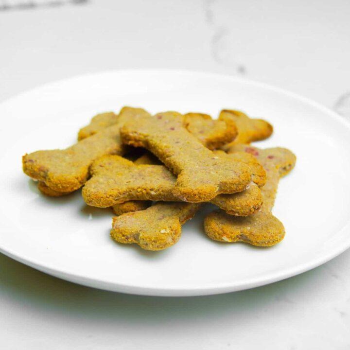 homemade dog treats vet